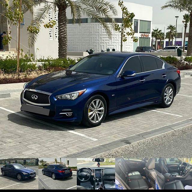 Infinity Type Q50 Model 2017 Mileage 63000 Km Registration Full Insurance 12 2020 Well Mantined Car Colour Neavy Blue Interior Beig Bmw Bmw Car Car