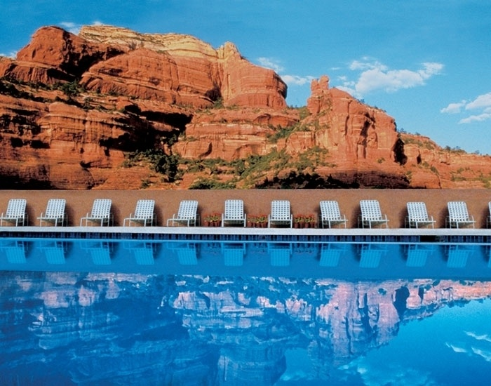 Enchantment Resort - Sedona, AZ saving up!!