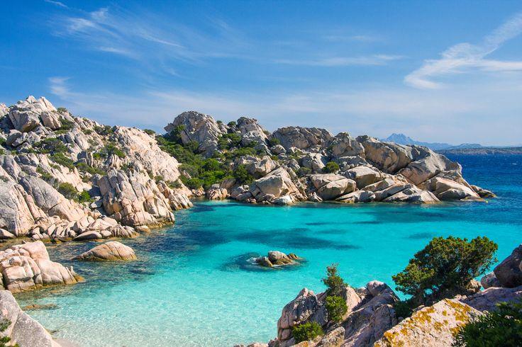 Maddalena Archipelago, Italy