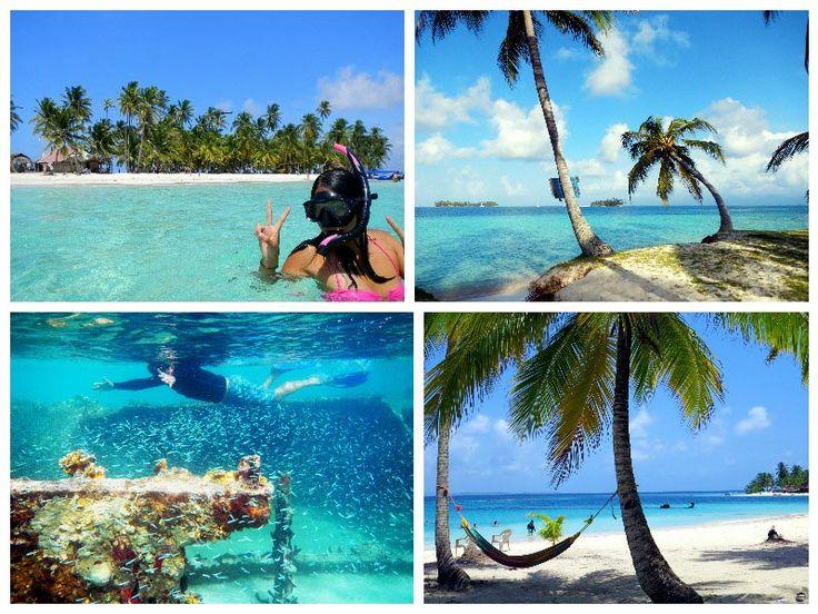 2 week Panama Itinerary - San Blas Islands