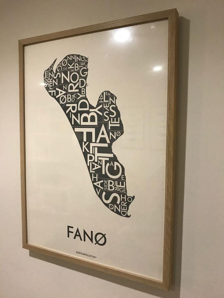 Einrichtungsidee für echte Fanø Fans:
