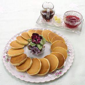 ヨーグルト・パンケーキ