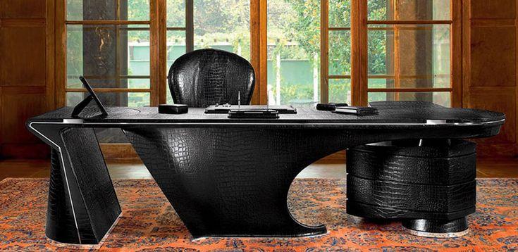 Mascheroni italian executive furniture and desks for luxury hospitality