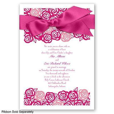 17 best Wedding invitations images on Pinterest Apple invitation - best of wedding invitation maker laguna