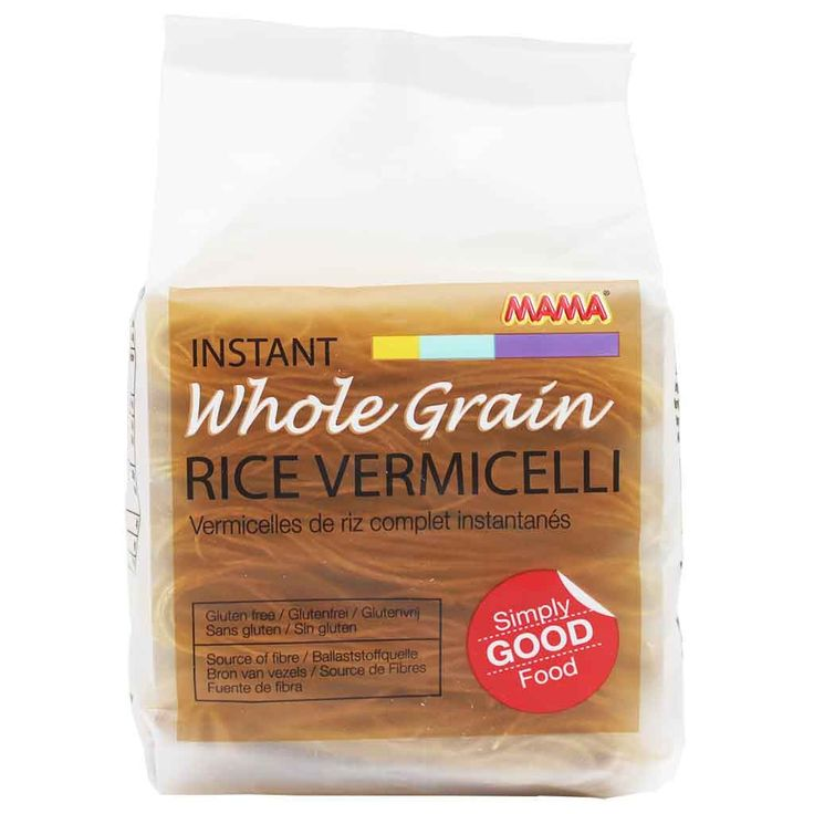 Mama Instant Whole Grain Rice Vermicelli 7.9 oz