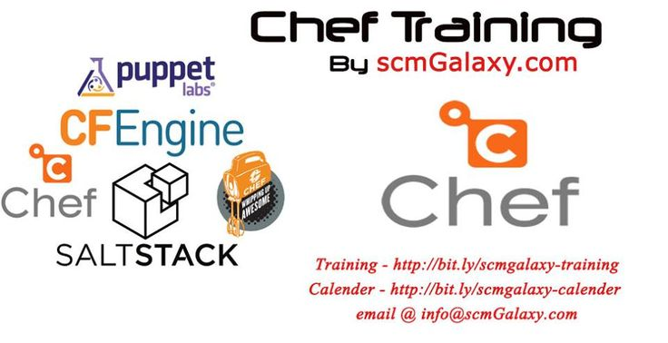 Chef Training and Trainer. Social platform for chef training updates from best chef trainers. #Chef #trainer #training #expert #configuration #management #tool #professional #mentor