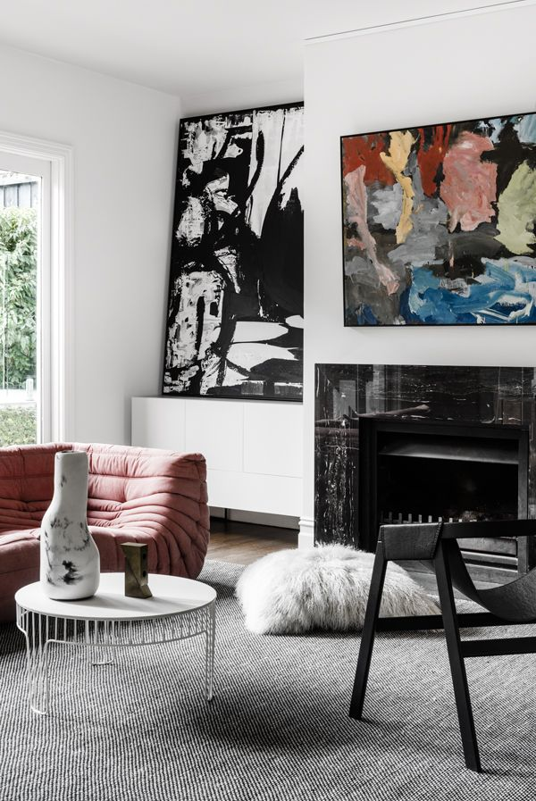 The amazing talented Meme Design know a thing or two about layering colour,  tone and texture to create beautiful spaces .
