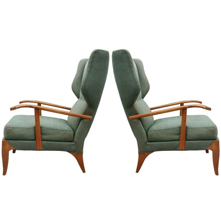 1stdibs - Pair Melchiorre Bega Armchairs explore items from 1,700  global dealers at 1stdibs.com