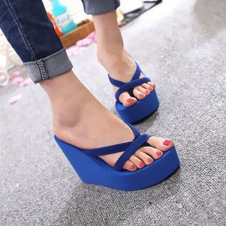 Blue Bohemia Casual Ultra Slippers