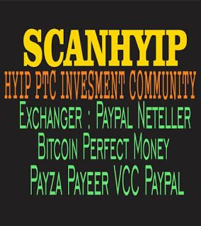 Info ( HYIP PTC Community Investment ) Exchanger PayPal Neteller Bitcoin Perfect Money ...