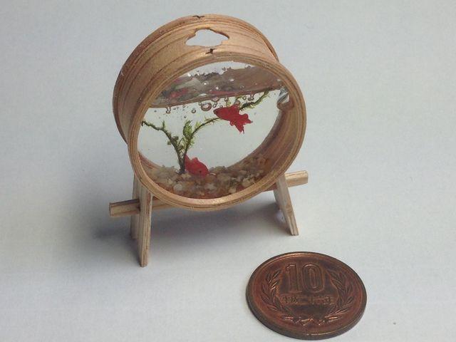 ハンドメイドマーケット minne(ミンネ)| 曲げわっぱの金魚鉢