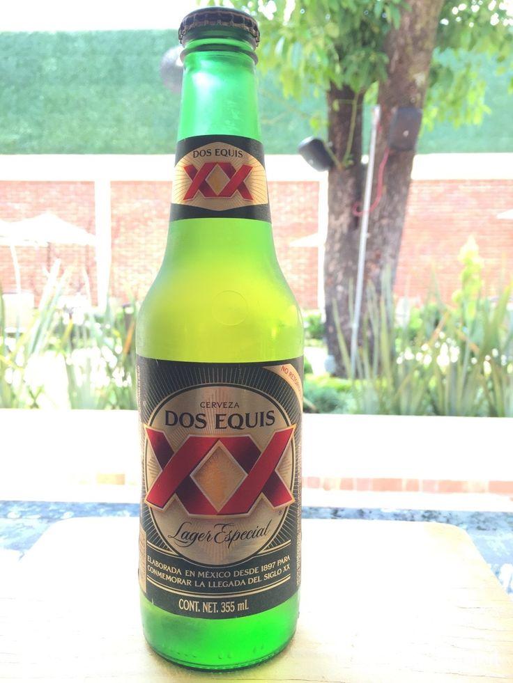 La Birra Dos Equis lager, conosciuta anche con XX lager, è una birra chiara dal soave sapor di Malta e con un leggero aroma citrico. Questa birra offre una