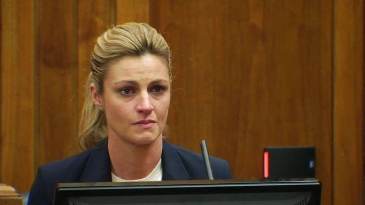 Erin Andrews settles stalker lawsuit with hotel - Apr. 25, 2016