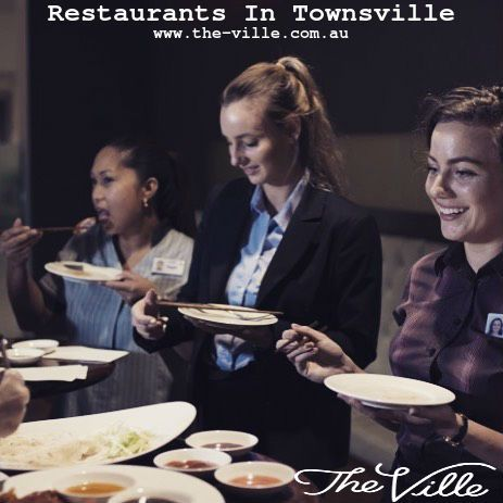Enjoy some of the best dining options in Townsville at The Ville's award winning restaurants. Our different dining options fit any occasion which provide you relaxed dining experience. For more information visit: http://www.the-ville.com.au/dine/