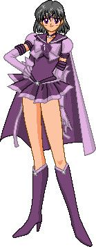 Spirit Sailor Saturn