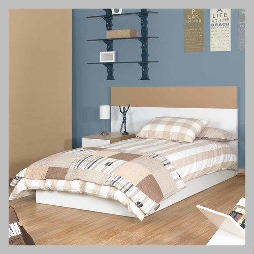 CAMA CON CONTRASTE EN ESPALDAR C-14-10 Cama con diseño minimalista de nuestra línea moderna. Esta inspirada en los modelos japoneses de camas bajitas. Tiene el espaldar decorado y una mesa que hace parte del diseño de la cama. Esta referencia puede tener o no las decoraciones del espaldar.Todas las camas son hechas a mano y terminadas con lacas no tóxicas.