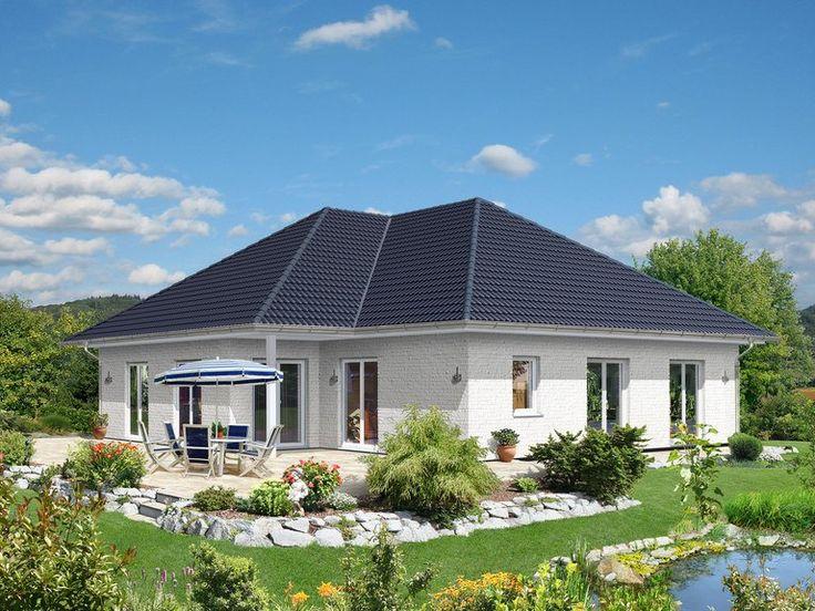 Musterhaus bungalow l form  69 besten Häuser Bilder auf Pinterest | Architektur, Wohnen und ...
