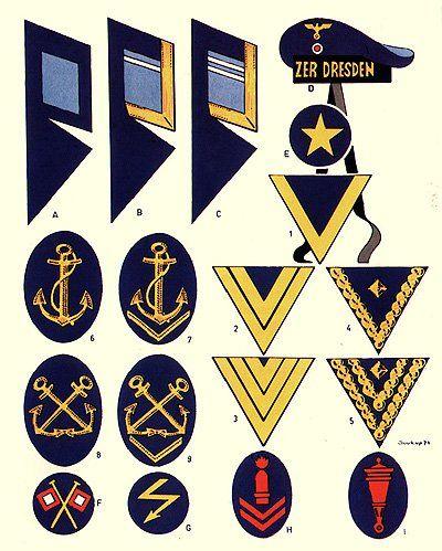 Marine-Mannschaften