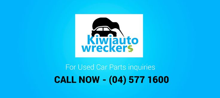 used auto parts flyer
