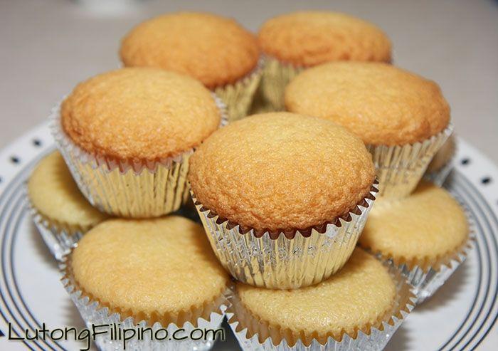 How To Make Mamon Filipino Sponge Cake