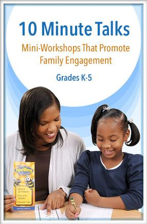 Mini workshops to help promote Family Engagement in the classroom! #homeschoolconnection #edchat