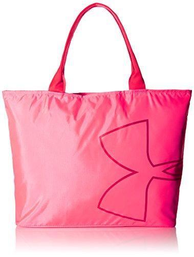 Oferta: 29.95€ Dto: -35%. Comprar Ofertas de Under Armour UA Big Logo Tote, Bolso Mochila para Mujer, Rosa, 12.5x35x50 cm barato. ¡Mira las ofertas!
