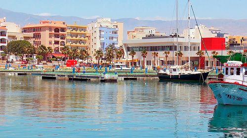 26 best images about puertos harbours on pinterest for Gimnasio 360 roquetas de mar