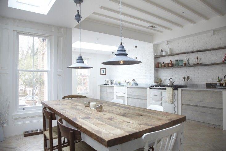 Blake london. Calming kitchen