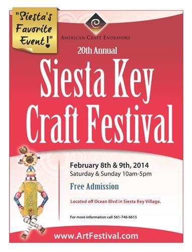 Siesta Key Craft Festival
