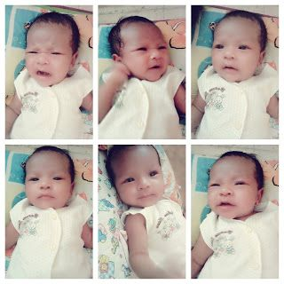Tesha Putri 143: o> Nephew is Coming to This World #1MonthAgo #Born...
