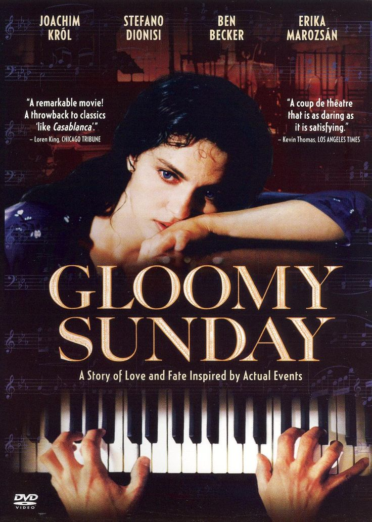 Watch Gloomy Sunday movie trailer and get the latest cast info, photos, movie review and more on TVGuide.com.