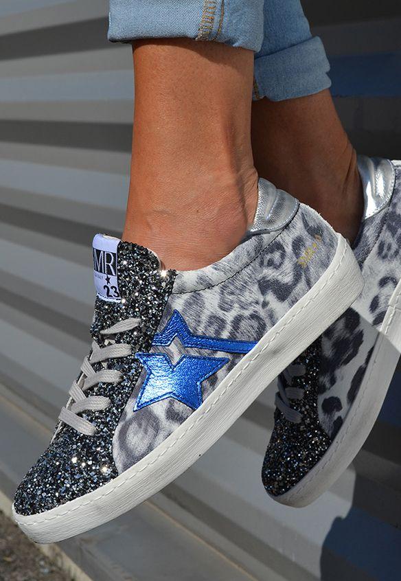 SEMERDJIAN CHICA 2248 Argent | Sneakers, Baskets