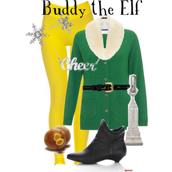 """Buddy the Elf"" by marybethschultz on Polyvore"