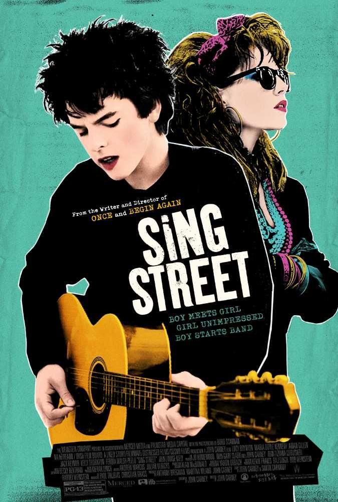 Watch Sing Street 2016 Full Movie Online Free Streaming