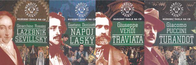 Talianske opery kompletné!