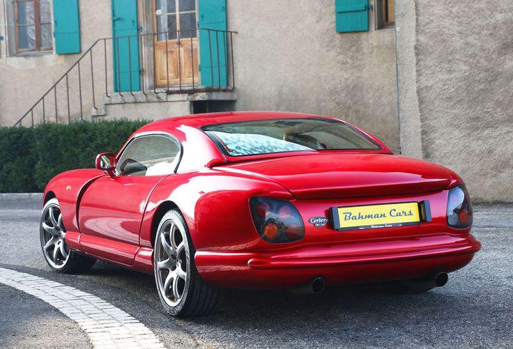 Bahman Cars: TVR Cerbera Speed Six 4.0L (Coupé)