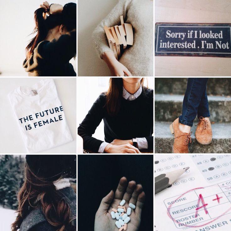 Melissa Hastings aesthetic