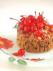 South African Christmas Fruit Cake