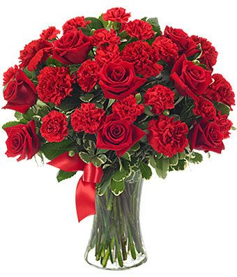 valentine's day flower bouquet