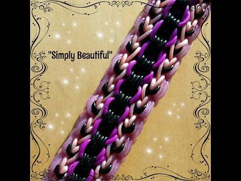 Tendance Bracelets  New Simply Beautiful Monster Tail Bracelet/How To Tutorial