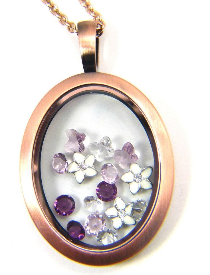 Beautiful Rose Gold oval locket, coming soon with a new design :)