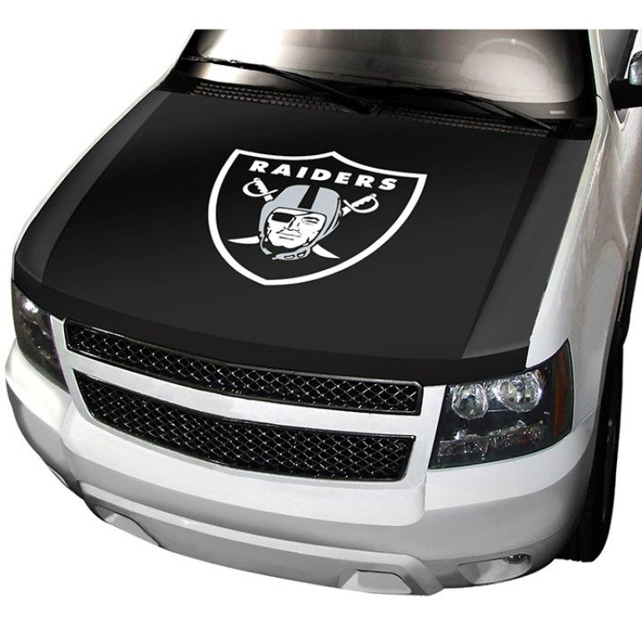 NFL Raiders car decals from Gary's Sports Closet Official Online Store- NFL-NBA-MLB-NHL-NCAA for $375.00 on Square Market