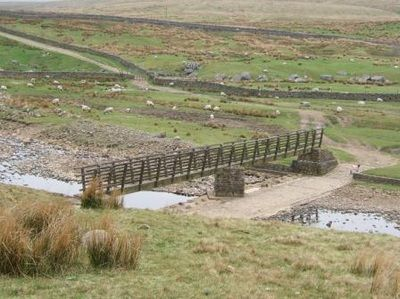 The Yorkshire Dales Section of the Pennine Way