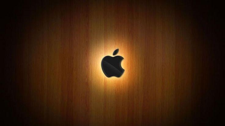 Wooden Glow of Apple