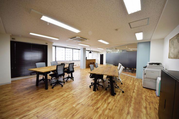 無駄なくスマートに、自然と社員が集まる|オフィスデザイン事例|デザイナーズオフィスのヴィス