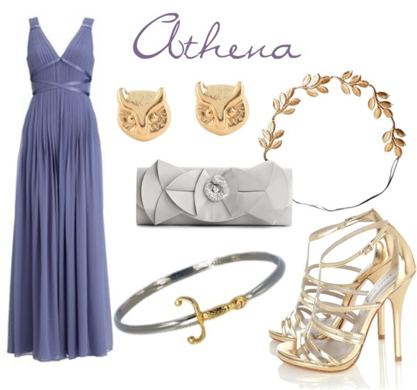 """""""Athena (Greek Gods and Goddesses)"""" by turquoiseivy ❤ liked on Polyvore"""