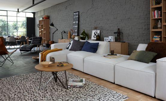 Woonkamer Industrieel Inrichten : 51 beste afbeeldingen van woonkamer appartementen eetkamers en