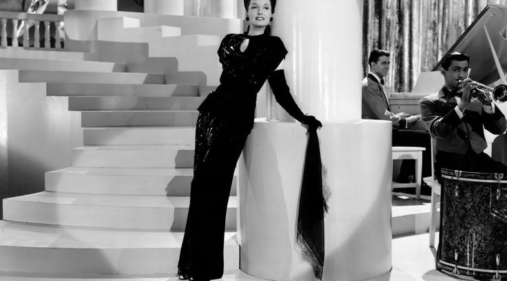 Gail Patrick the forgotten star