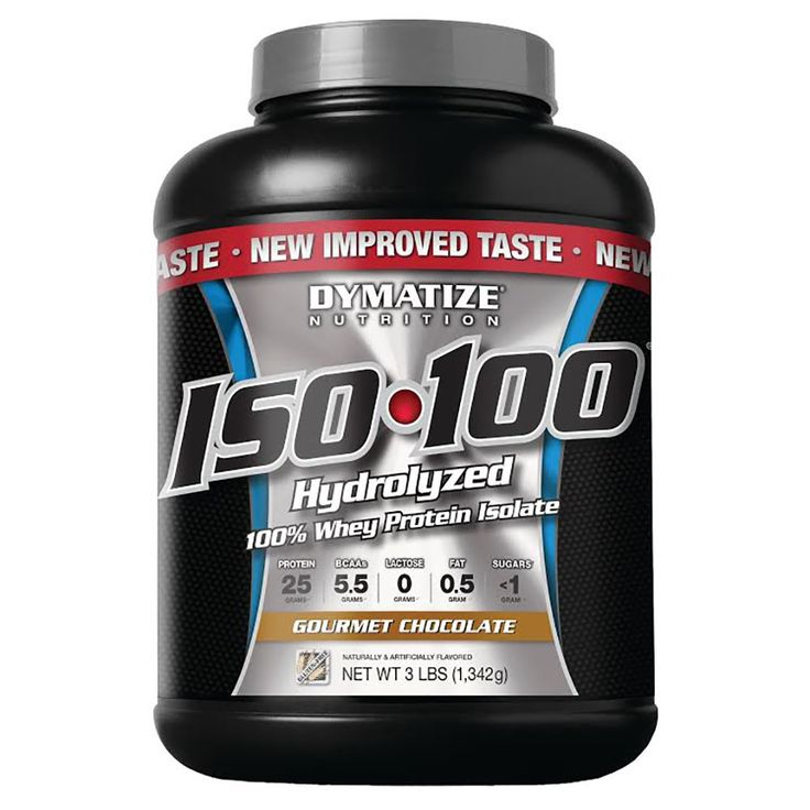 ISO 100 Whey Protein Isolate Chocolate 1342g (3Lbs) Dymatize :: UniNatural