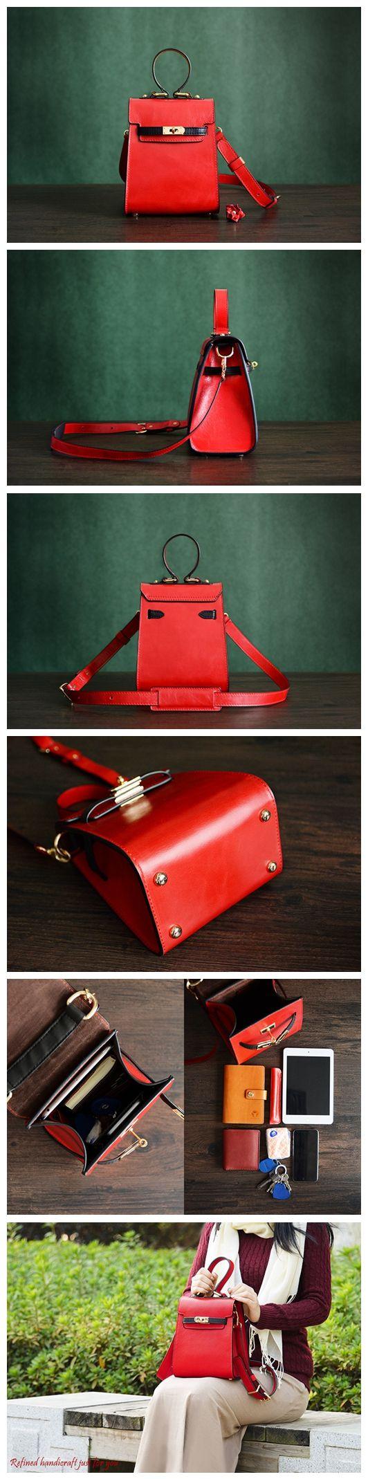 Custom Handmade Italian Vegetable Tan Brown Leather Satchel Bag, Messenger Shoulder Bag